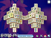 Флеш игра онлайн Все-в-одном Маджонг Маджонг