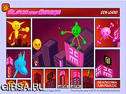 Флеш игра онлайн Альфа и Омега / Alpha and Omega