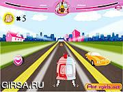Флеш игра онлайн Курьерская машина скорой помощи / Express Ambulance