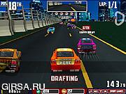 Флеш игра онлайн American Racing 2