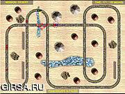 Флеш игра онлайн Патроны Чейз / Ammo Chase