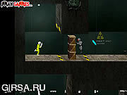 Флеш игра онлайн Crazy Flasher 5 :Andy Law