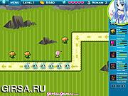 Флеш игра онлайн Защита ангела / Angel Defense