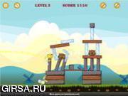 Флеш игра онлайн Злой-Телки