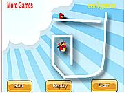 Флеш игра онлайн Злые птички спасают принцессу