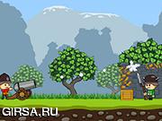 Флеш игра онлайн Злые Солдаты