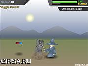 Флеш игра онлайн Злой Старый Мастер