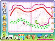 Флеш игра онлайн Животные - художники / Animal Artist