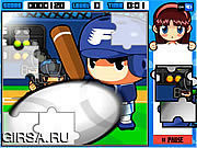 Флеш игра онлайн Головоломка в стиле Аниме