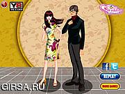 Флеш игра онлайн Свидание Анны / Anna Date Dressup