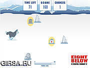 Флеш игра онлайн Antarctic Guide