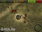 Флеш игра онлайн Anti Zombie Defense