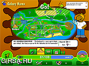 Флеш игра онлайн Война муравея