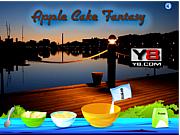 Флеш игра онлайн Apples Cakes Fantasy