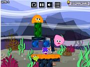 Флеш игра онлайн Водное желе. Пазл 2 / Aqua Jelly Puzzle 2