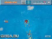 Флеш игра онлайн Башенка Aqua / Aqua Turret