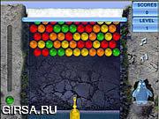 Флеш игра онлайн Водные пузыри
