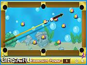 Флеш игра онлайн Бассеин аквариума