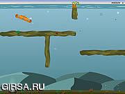 Флеш игра онлайн Подводная-вращающаяся лодка