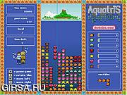 Флеш игра онлайн Aquatris