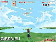 Флеш игра онлайн Время в пути на Арчера / The Archer's Time Travel