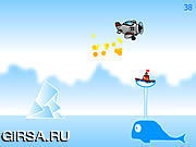 Флеш игра онлайн Arctic Showdown