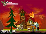 Флеш игра онлайн Armadillo Knight