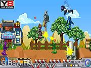Флеш игра онлайн Доспехи Героя Большой Спасения 2 / Armor Hero Big Rescue 2