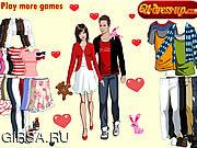 Флеш игра онлайн A Romantic Walk