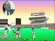 Флеш игра онлайн Зомби-Бейсбол
