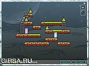Флеш игра онлайн Astrokid