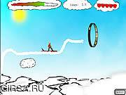 Флеш игра онлайн Astro Surfer