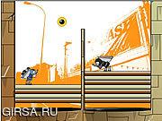 Флеш игра онлайн Шары и Стены / Athlete Balls n Walls