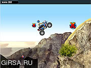 Флеш игра онлайн ATV Экстремальный