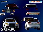 Флеш игра онлайн Audi Q7 Тюнинг