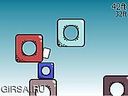 Флеш игра онлайн Лавина