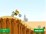 Флеш игра онлайн Avatar Ride