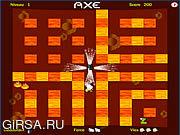 Флеш игра онлайн AXE Les Adventures de Jaxe & Blaster