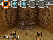 Флеш игра онлайн Ацтеков Сокровища Побег