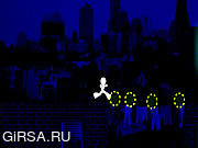 Флеш игра онлайн Parkour Parkour Brooklyn