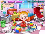 Флеш игра онлайн Детский стоматолог / Baby Hazel Dental Care