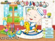 Флеш игра онлайн Малыш Онесис / Baby Onesies