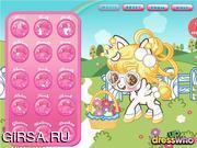 Флеш игра онлайн Моя милая пони / Baby Pony