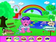 Флеш игра онлайн Baby Shih Tzu