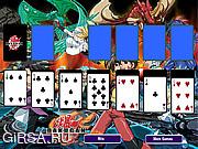 Флеш игра онлайн Бакуган: пасьянс