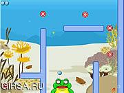 Флеш игра онлайн Ballfrog