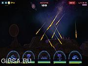 Флеш игра онлайн Баллистические Команду / Ballistic Command