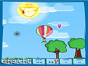 Флеш игра онлайн Balloon Flight