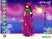 Флеш игра онлайн Новый год с Барби