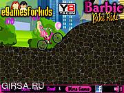Игра Barbie Bike Bike